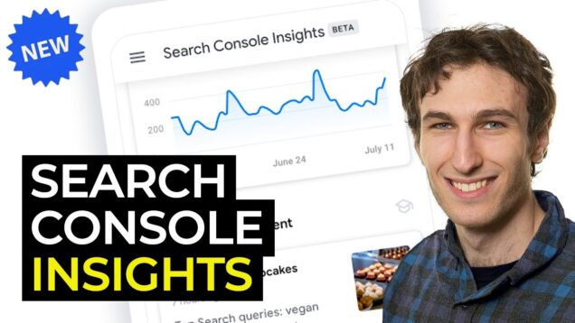 Google Search Console Insights (First Impressions)
