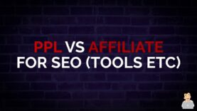 PPL vs Affiliate for SEO [Tools and Services] #SEOShorts