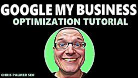 Google My Business Optimization SEO Tutorial