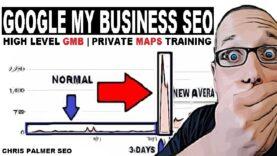 Google My Business SEO – Advanced Google Maps SEO Optimization