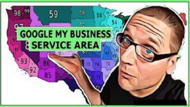 Google My Business Service Area Optimization