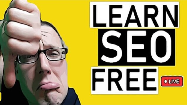 Learn SEO For Free to Rank #1 in Google