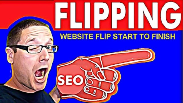 Domain Flipping-How to Website Flipping SEO Tutorial