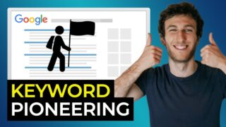 Keyword Pioneering in SEO: What Is It & How to Become a Keyword Pioneer